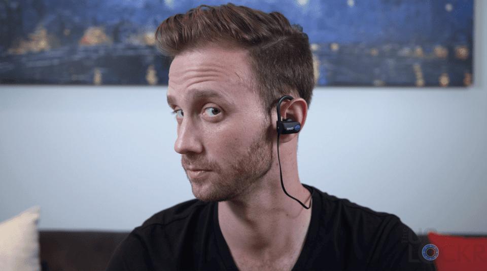 Headphones on Ears