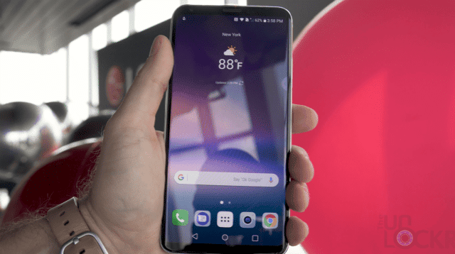LG V30 First Look: The Creator's Phone?