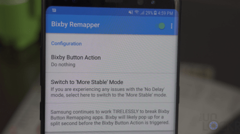 Bixby Button Action