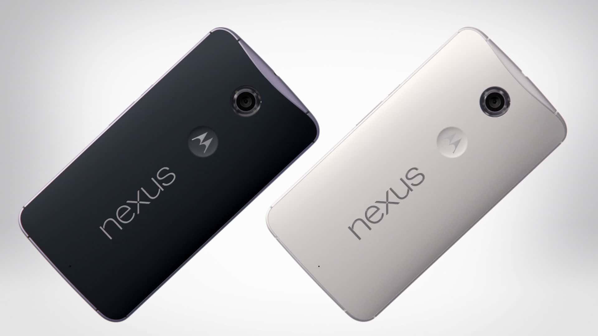 Nexus 6 ROMs