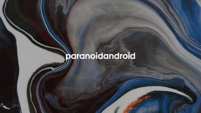 Paranoid Android AOSPA 7.2.3