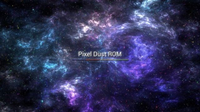 Pixel Dust