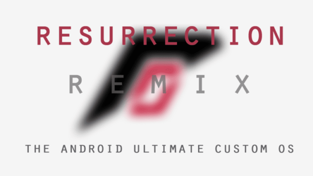 Resurrection Remix M