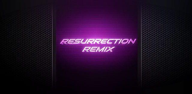Resurrection Remix v5.8.3