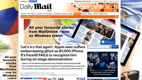 DailyMail Fail