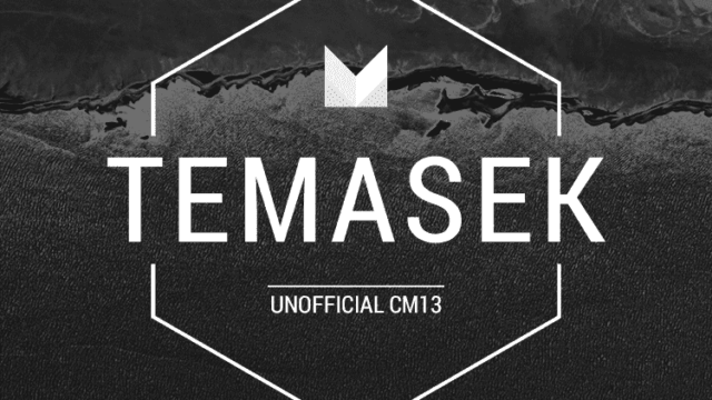 Temasek's Unofficial CM13