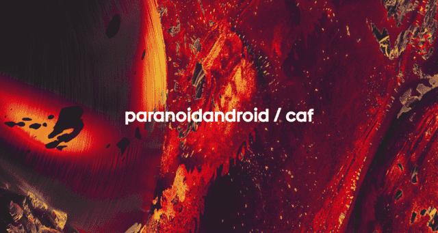 AOSPA Paranoid Android