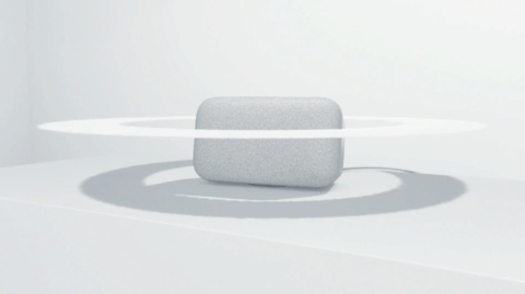 Google Home Max Sound