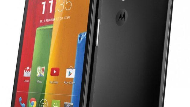 Motorola Moto G ROMs
