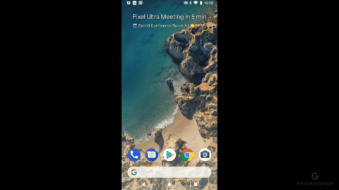 Pixel 2 Homescreen