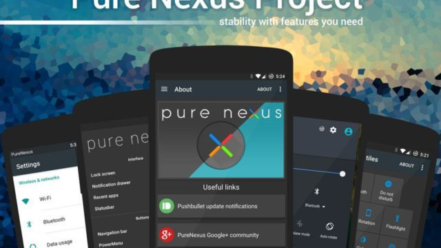 The Pure Nexus Project