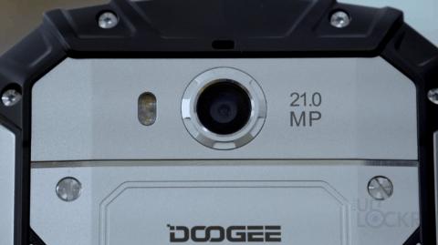 Doogee S60 Camera