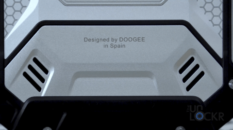 Doogee S60 Speakers