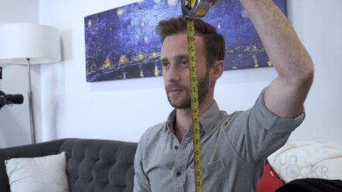 Measuing to Eye Level