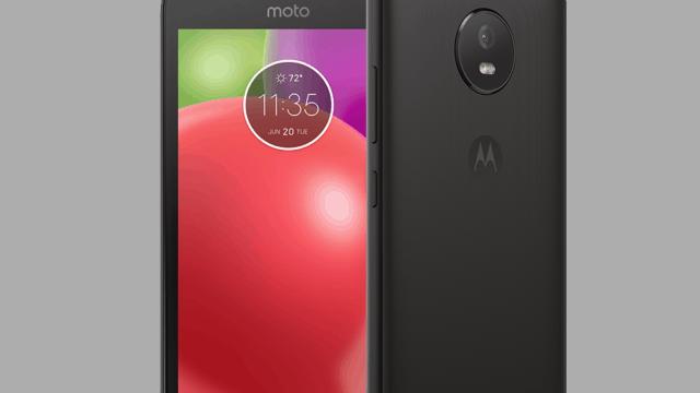 Motorola Moto E4 ROMs