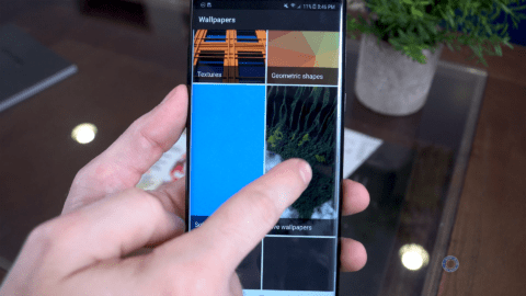 How to Make Your Samsung Galaxy S9 Look Like Stock Android