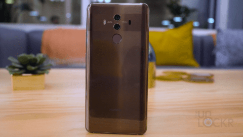 Back Huawei Mate 10 Pro
