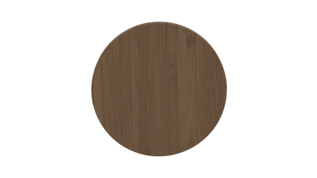 Qi Charging Disk Wooden