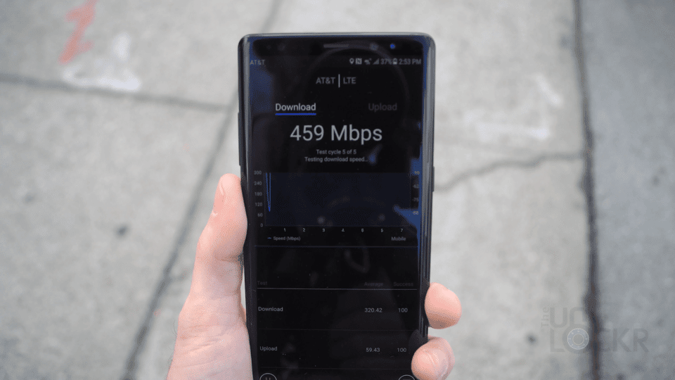 Real World Gigabit LTE