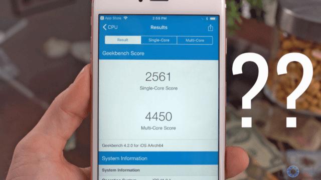 Geekbench Score Featured w Text