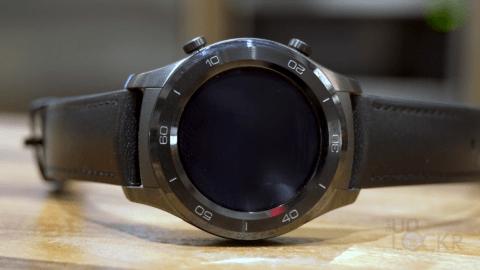 Huawei Watch 2 on Side