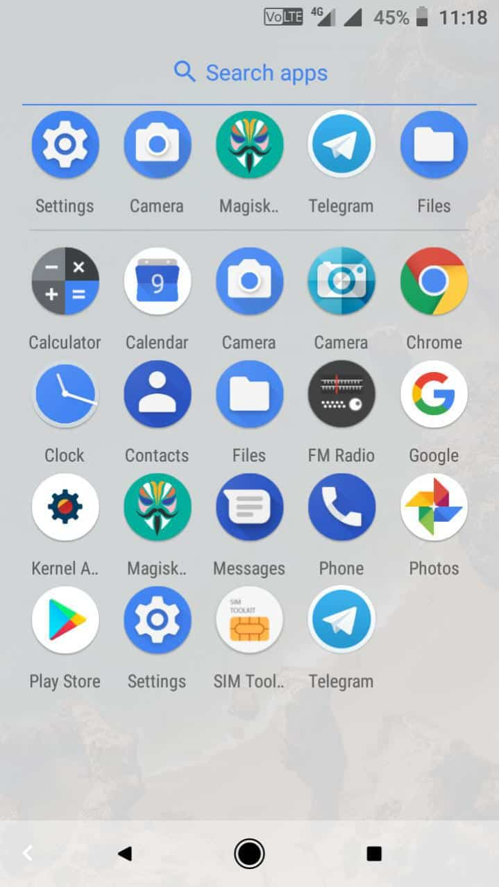 Pixel Experience (Go Edition) ROM