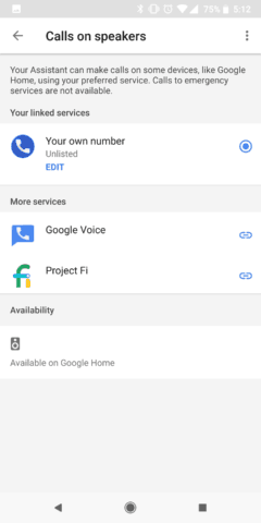Google Phone Number