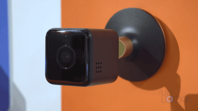 Wall Mounted Hive Camera