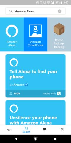 Alexa Premade Applets