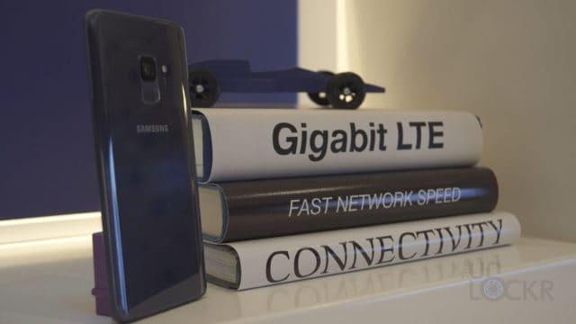Gigabit LTE