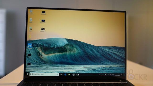 Matebook X Pro Screen