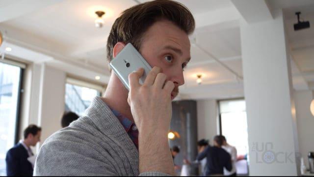 Me On Phone