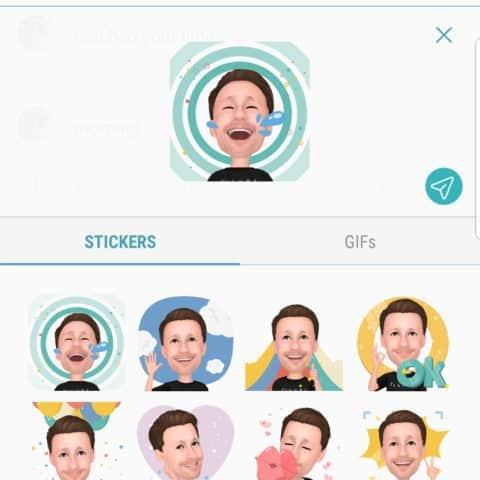 AR Emoji Sticker Gifs