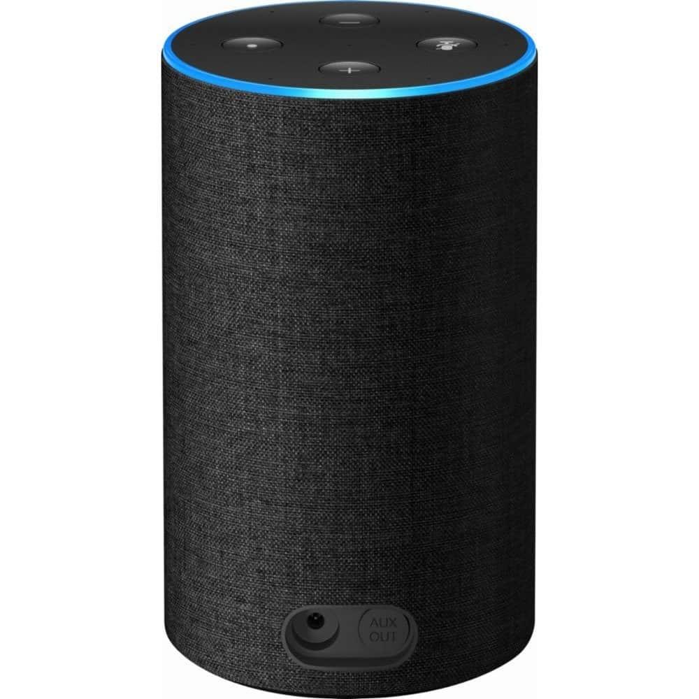 Amazon Echo 2nd Gen Rear