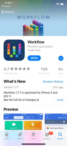 Download Workflow