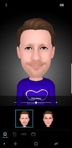 Generated AR Emoji