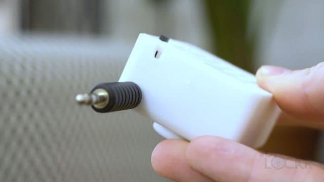 Headphone Port