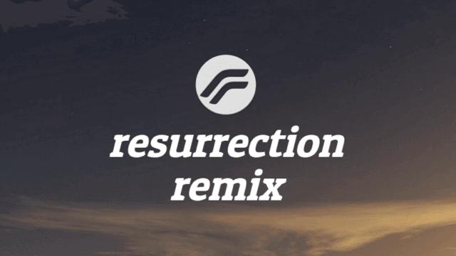 Resurrection Remix-OS