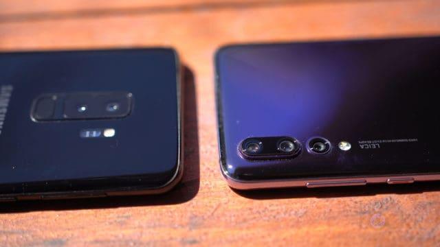 S9 Plus vs P20 Pro