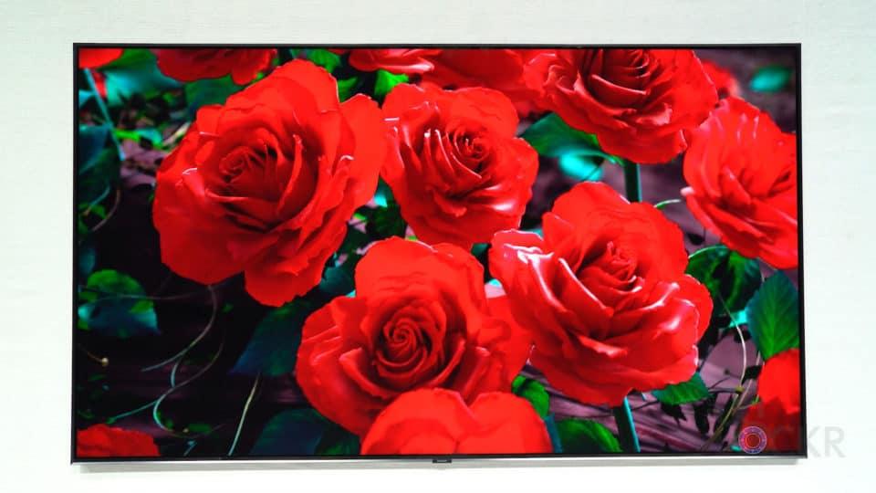 Samsung QLED TV Brightness