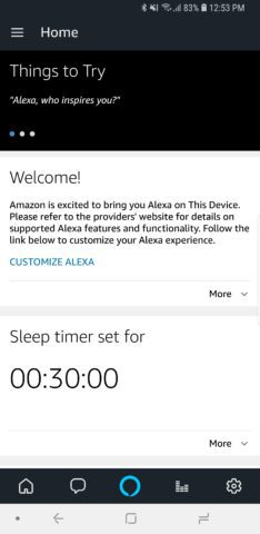 Open Alexa