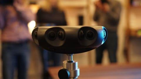 Side Cameras on Round 360