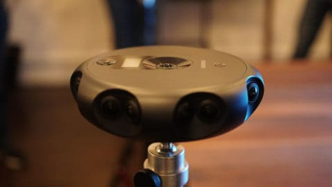 Samsung Round 360 Camera