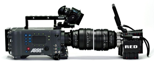 RED Epic vs ARRI Alexa