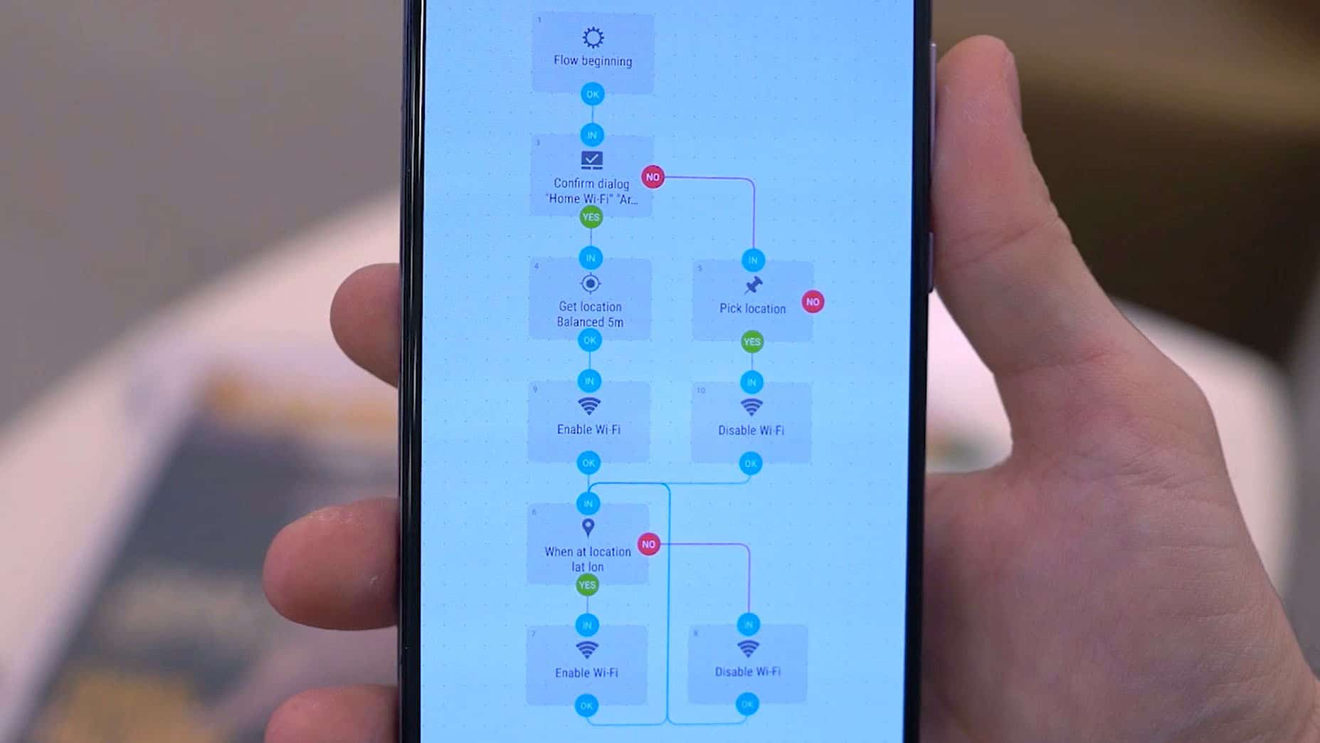 how to automate android apps