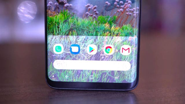 Android P Close Up