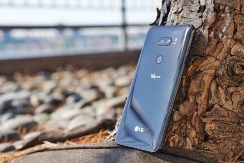 LG V35 in the Wild