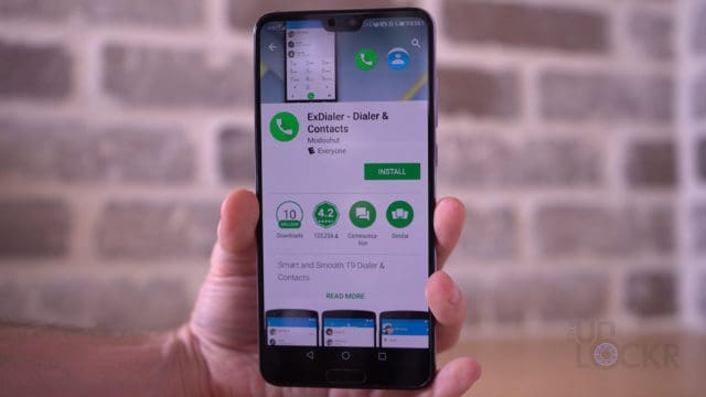 How to Make the Huawei P20 Look Like Stock Android
