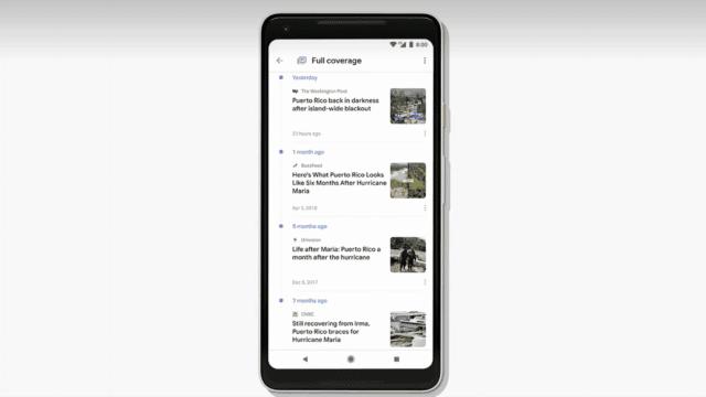 Google News Full Coverage