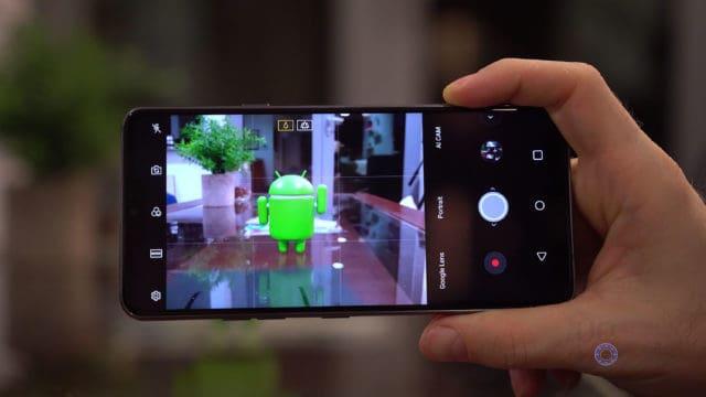 LG G7 Normal Angle Camera